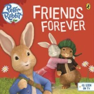 Ebook in inglese Peter Rabbit Animation: Friends Forever
