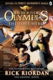 Lost Hero: The Graphic Novel (Heroes of Olympus Book 1)