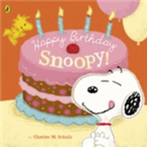 Ebook in inglese Peanuts: Happy Birthday Snoopy! -, -