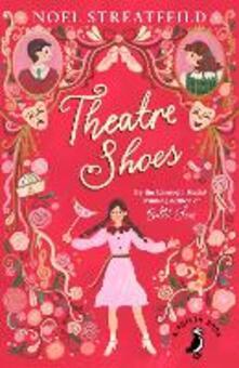 Theatre Shoes - Noel Streatfeild - cover