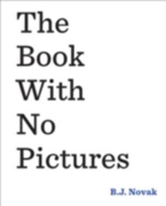 Ebook in inglese Book With No Pictures Novak, B. J.