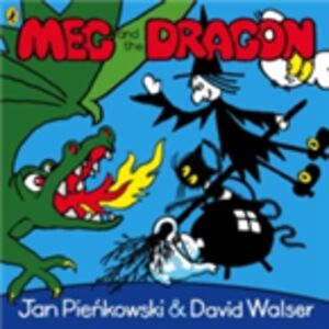 Ebook in inglese Meg and the Dragon Walser, David