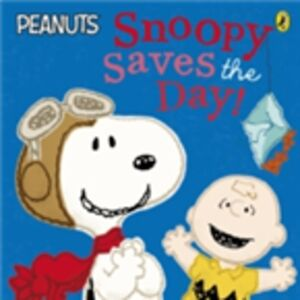 Ebook in inglese Peanuts - Snoopy Saves the Day!