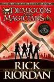Libro in inglese Demigods and Magicians: Three Stories from the World of Percy Jackson and the Kane Chronicles Rick Riordan