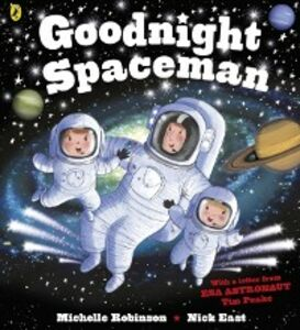 Ebook in inglese Goodnight Spaceman Robinson, Michelle