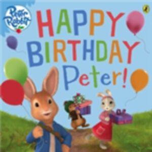 Ebook in inglese Peter Rabbit Animation: Happy Birthday, Peter! -, -
