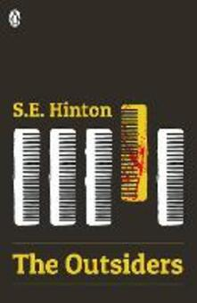 The Outsiders - S. E. Hinton - cover