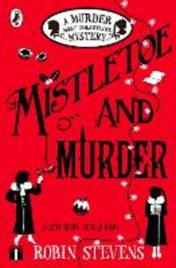 UNTITLED MURDER MOST UNLADYLIKE MYSTERY 5