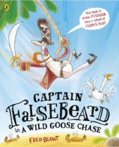 Ebook in inglese Captain Falsebeard in a Wild Goose Chase Blunt, Fred