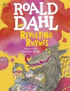 Ebook in inglese Revolting Rhymes (Colour Edn) Dahl, Roald