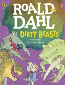 Ebook in inglese Dirty Beasts Dahl, Roald