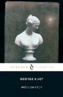 Middlemarch - George Eliot - cover