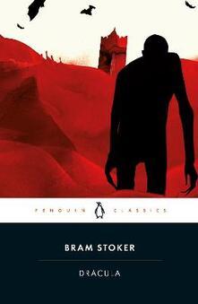 Dracula - Bram Stoker - cover