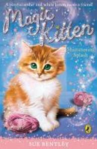 Magic Kitten: A Shimmering Splash