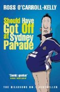 Should have got off at Sydney Parade