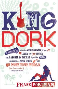 Ebook in inglese King Dork Portman, Frank