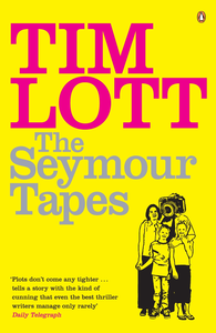 Ebook in inglese The Seymour Tapes Lott, Tim