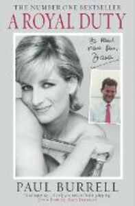 Ebook in inglese Royal Duty Burrell, Paul
