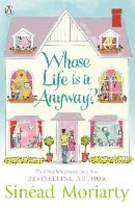 Ebook in inglese Whose Life is it Anyway? Moriarty, Sinéad