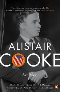 Ebook in inglese Six Men Cooke, Alistair
