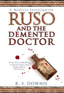 Ebook in inglese Ruso and the Demented Doctor Downie, R. S.