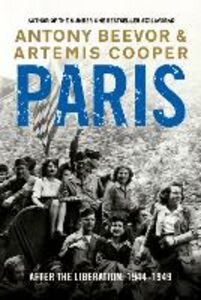 Ebook in inglese Paris After the Liberation: 1944 - 1949 Beevor, Antony , Cooper, Artemis