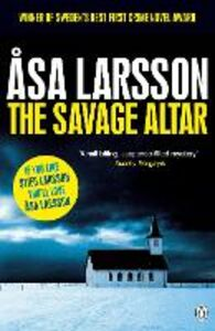 Ebook in inglese Savage Altar Larsson, Asa