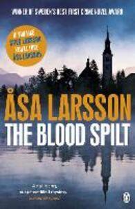 Ebook in inglese Blood Spilt Larsson, Asa
