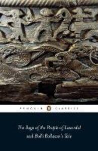 Foto Cover di Saga of the People of Laxardal and Bolli Bollason's Tale, Ebook inglese di Leifur Eiricksson, edito da Penguin Books Ltd