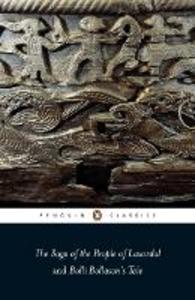 Ebook in inglese Saga of the People of Laxardal and Bolli Bollason's Tale Eiricksson, Leifur