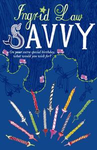 Ebook in inglese Savvy Law, Ingrid