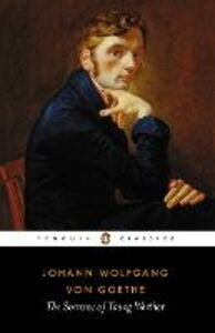 Ebook in inglese Sorrows of Young Werther Goethe, Johann Wolfgang von