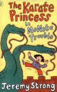 Karate Princess in Monsta Trouble