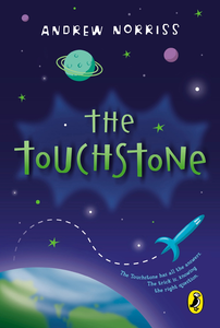Ebook in inglese The Touchstone Norriss, Andrew