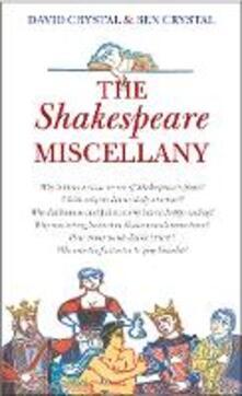 Shakespeare Miscellany