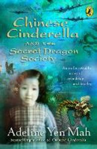 Chinese Cinderella and the Secret Dragon Society