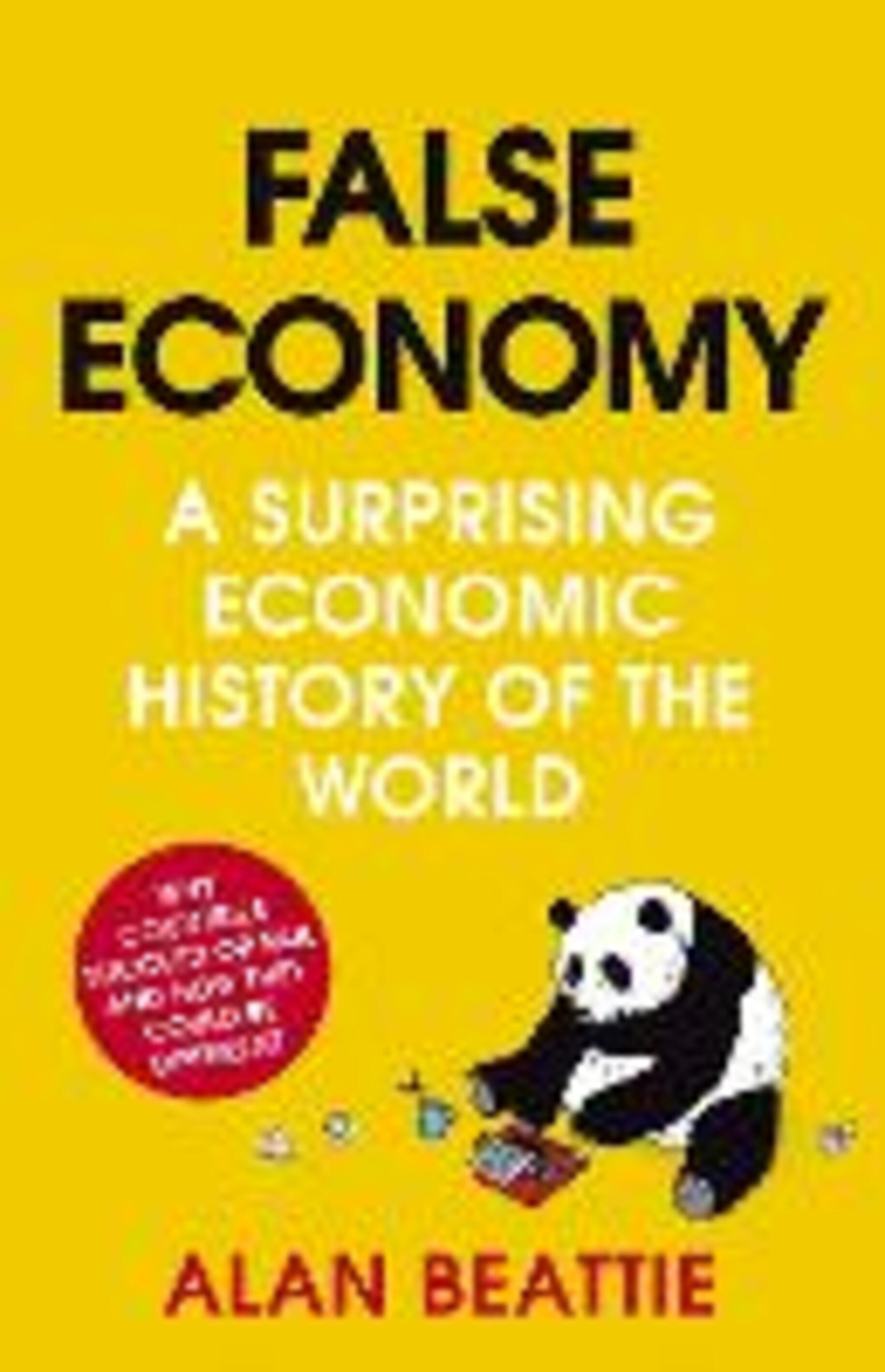 False Economy - Beattie, Alan - Ebook in inglese - EPUB