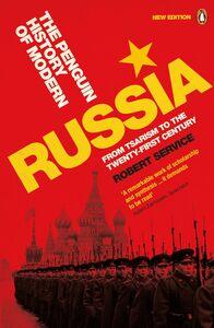 Foto Cover di Penguin History of Modern Russia, Ebook inglese di Robert Service, edito da Penguin Books Ltd