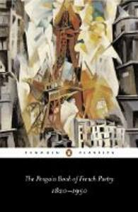 Penguin Book of French Poetry