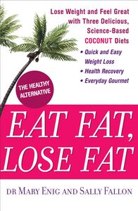 Ebook in inglese Good Fat Diet Enig, Mary , Fallon, Sally