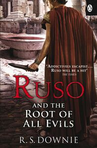 Ebook in inglese Ruso and the Root of All Evils Downie, R. S.