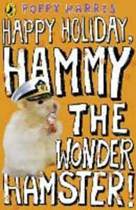 Happy Holiday, Hammy the Wonder Hamster!