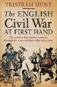 English Civil War At First Hand