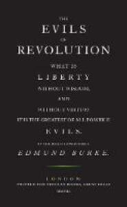 Evils of Revolution