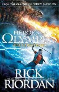 Ebook in inglese Lost Hero (Heroes of Olympus Book 1) Riordan, Rick