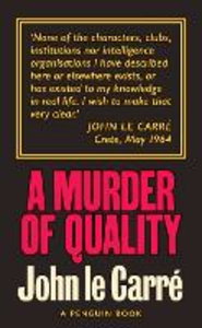Ebook in inglese Murder of Quality Carré, John le