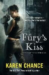 Foto Cover di Fury's Kiss, Ebook inglese di Karen Chance, edito da Penguin Books Ltd