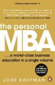 Ebook in inglese Personal MBA Kaufman, Josh