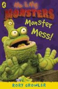 Me And My Monsters: Monster Mess