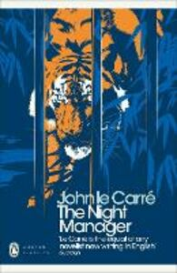 Ebook in inglese Night Manager Carré, John le